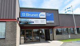 Bâtisse Clinique de médecine familiale – Plessisville