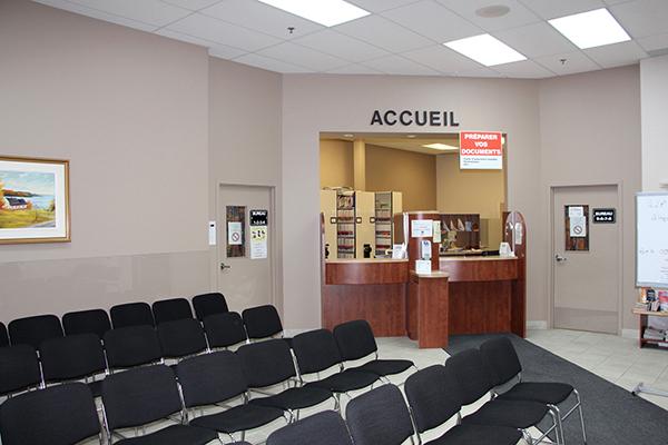 Accueil Clinique de médecine familiale – Plessisville
