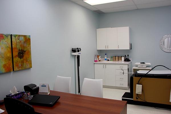 Bureau Clinique de médecine familiale – Plessisville